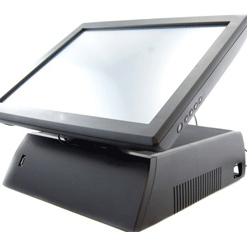 POS Hardware 15 inch All In One POS Terminal with Core i3 Processor