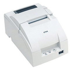 Epson U220D KitchenBar Printer White (Serial)