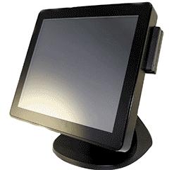 POS Hardware True Flat 15 inch Zero Bezel All In One Terminal